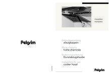 Super Pelgrim PSK620RVS wand afzuigkap - De Schouw Witgoed TM-52