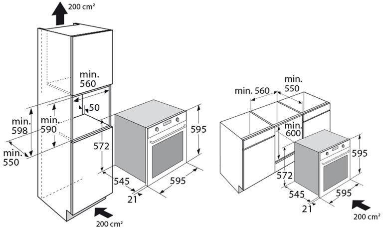 Atag OX6411B oven u00bb Sterk in prijs u0026 service